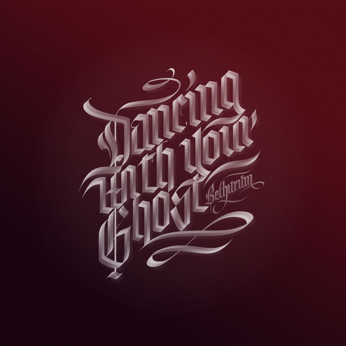 Cover Art - Dancing With Your Ghost