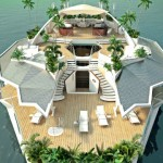Orsos Island: $6 Million Man-made Floating Island